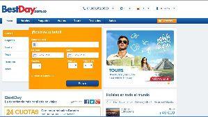 BestDay Colombia es la agencia de viajes online perteneciente a Best Day Travel Group.