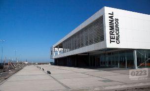En la terminal de Mar del Plata se abrió la 1ª Convención.
