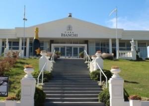 Casa Bianchi en San Rafael.