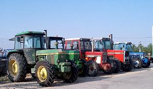 Hay unas 850 empresas de maquinaria agrícola en el país.