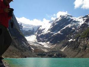 Es una de las bellezas que conforman el Parque Nacional Los Alerces, Esquel