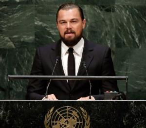 Leo DiCaprio, comprometido con el medio ambiente