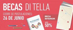 La Universidad Torcuato Di Tella abre la convocatoria a la beca interior.