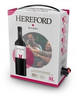 Se podrá adquirir la amplia gama de varietales Hereford.