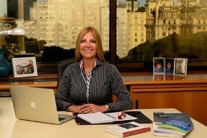 Alejandra Rodríguez, especialista en coaching empresario