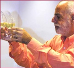 Ricardo Ianne, director de la Wine Education Society