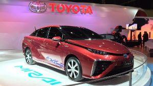 El lanzamiento del Mirai marcó un hito en la historia de Toyota.
