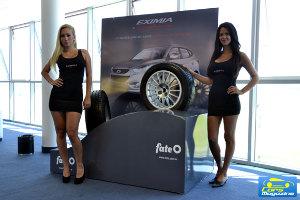 Los usuarios podrán adquirir neumáticos Eximia Pininfarina en 12 cuotas sin interés.