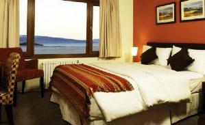Rochester Hotel Calafate, ubicado en el camino a los glaciares.