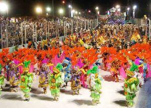 Todo el color de Brasil estará presente en San Luis.