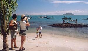 Buzios es un destino de turismo muy argento en Brasil. Ofrece 23 playas.