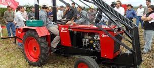 La importancia de la línea de crédito para los fabricantes de maquinaria agrícola y/o agropartes .