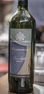 Químera es un blend cosecha 2011.