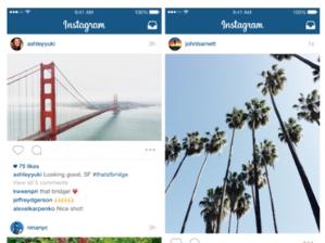 La creatividad y diversidad de la comunidad de Instagram inspira.