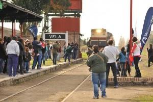 Unirá la estación ferroviaria de la ciudad con las de Gardey y Vela.