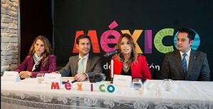 Una conferencia del Consejo de Promoción Turística de México (CPTM).