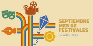 Horacio Ríos presidió el lanzamiento a nivel nacional de los cinco festivales que tendrán lugar en Rosario.