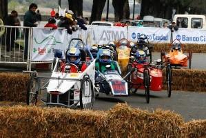 La primera carrera del Campeonato Argentino de Autos Ecológicos.