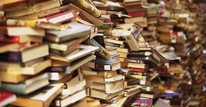 La liberación de libros viejos aumenta.