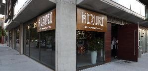 Mizuki ofrece la propuesta más original en materia de cocina japonesa.
