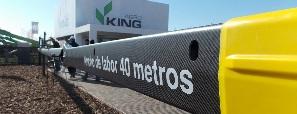 King Agro es una pyme especialista en la utilización de fibra de carbono.