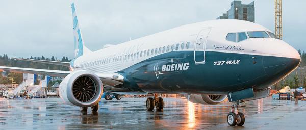 Boeing 737-800 Max