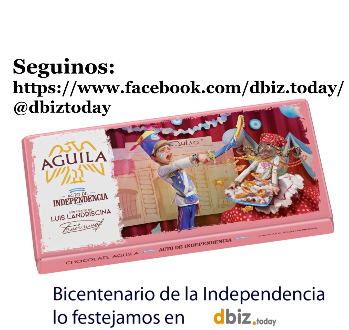 Sorteo por un kit de chocolates Aguila