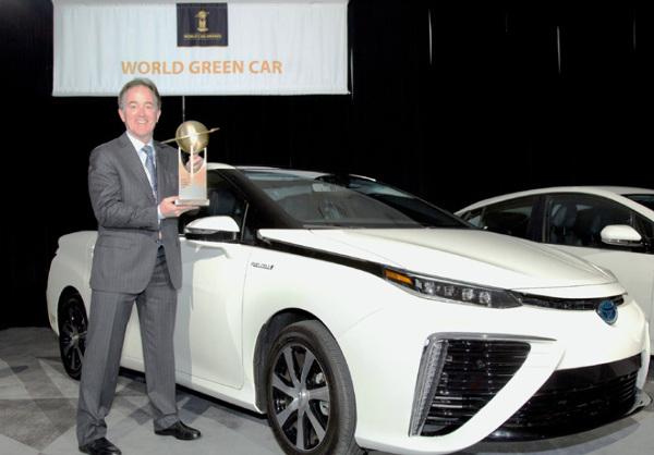Premio para Toyota