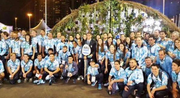 La delegación en Río; para su preparación hubo u$s 241 millones.