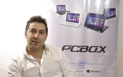 Mauro Guerrero, Gerente Comercial de PCBOX