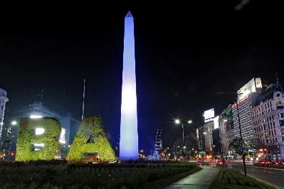 Philips ilumina Buenos Aires