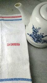 La servilleta de La Cabrera