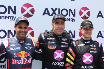 Mini fueled by Axion Energy