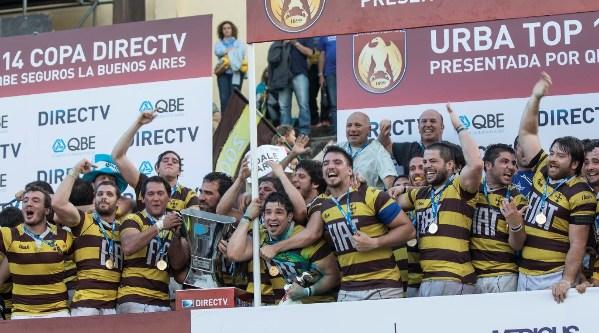 Junto al rugby