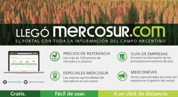 Toda la información del campo argentino