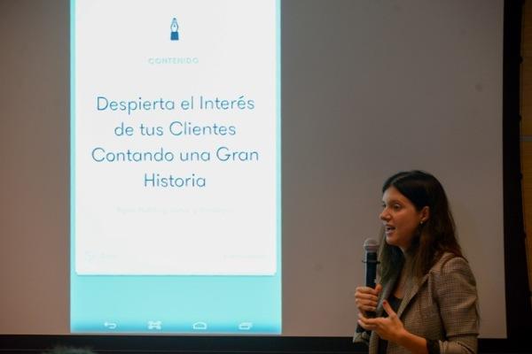 Eugenia Denari, Directora de Marketing de Google