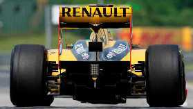 Renault en la F1