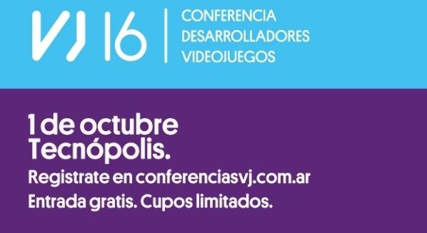 Conferencia VJ16
