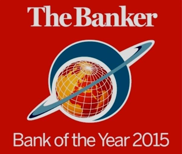 Premio para Banco Santander Río