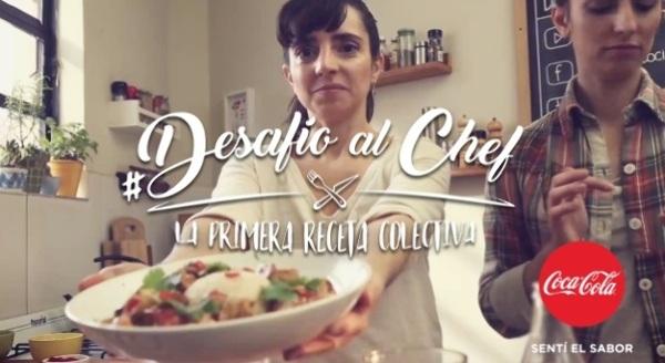 """""""Desafío al Chef"""""""