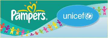 Pampers y Unicef