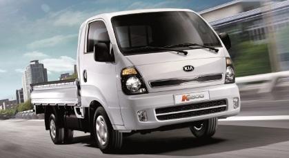 Camión K2500