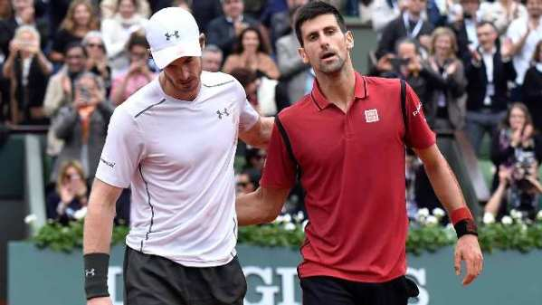 Djokovic y Murray