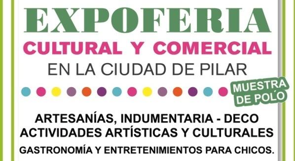 Expoferia Comercial y Cultural en la Ciudad de Pilar