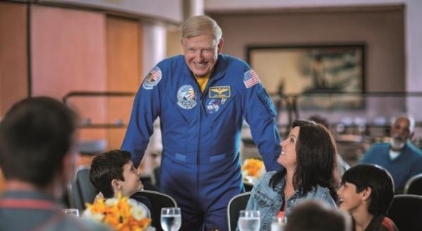 Encuentro con Astronautas
