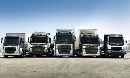 Caravana Volvo