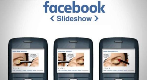 Slideshow de Facebook