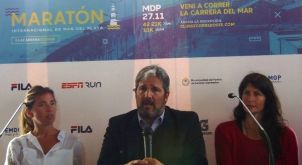 Maratón Ciudad de Mar del Plata 2016