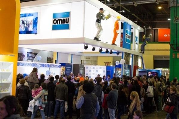 OMBU en la Exposición Rural Argentina