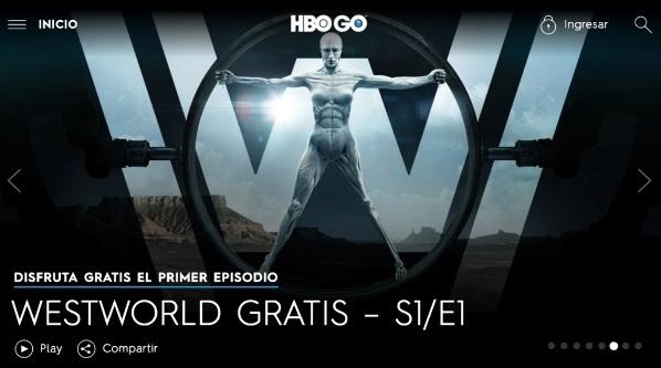 """HBO GO """"A la carta"""""""